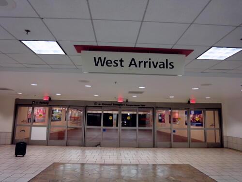 West Arrivals