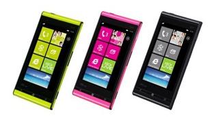 au IS12T WindowsPhone