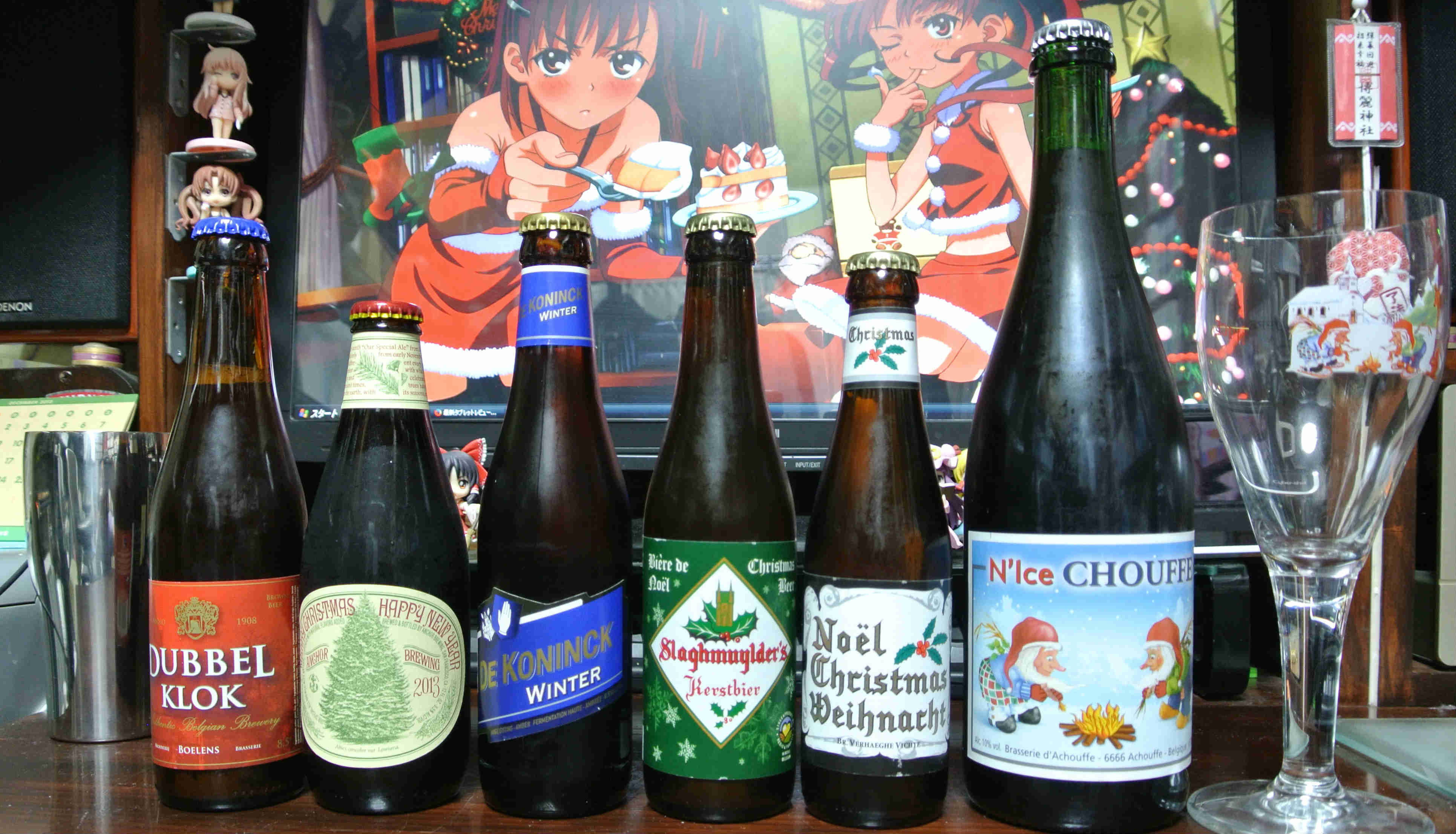 2013 クリスマスビール 3
