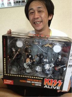 Kiss Box2