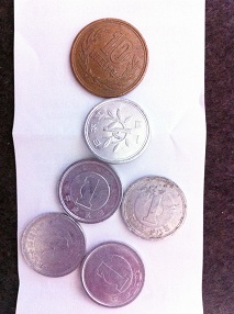 15円...?