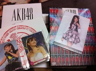 AKB48東京ドームDVD