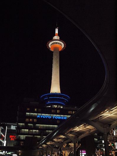 京都タワー20131229