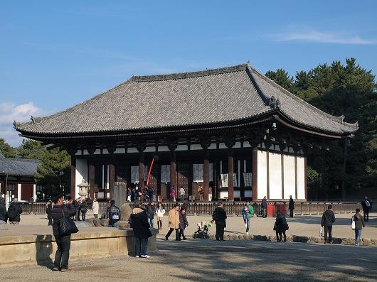 興福寺東金堂20131230