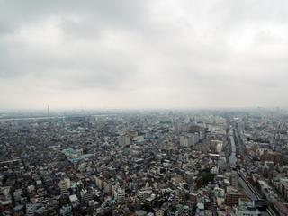 30階からの眺望
