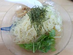 和風冷し麺