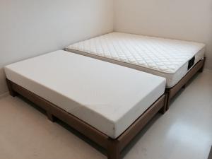 ベッド(納品ベッドマット)
