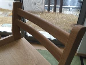 子供椅子(背もたれ)