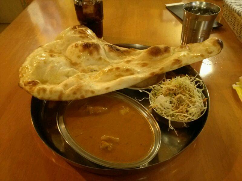 本格インド料理まな