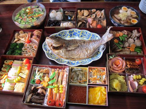 おせち料理2013