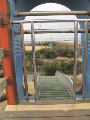 竜洋海浜公園 すべり台
