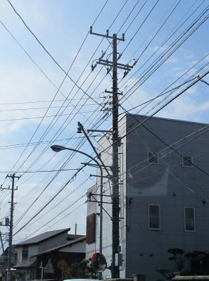 沼津 電線