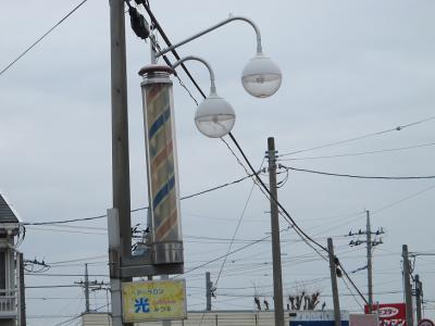 伊豆 街灯