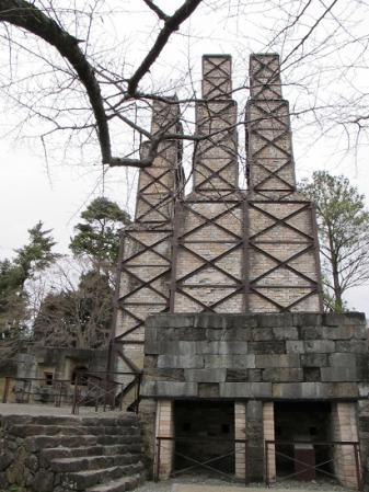 伊豆韮山 反射炉