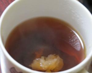 桜ジャム紅茶