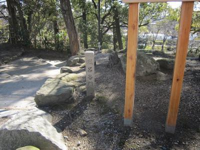 岡崎公園 風呂谷門