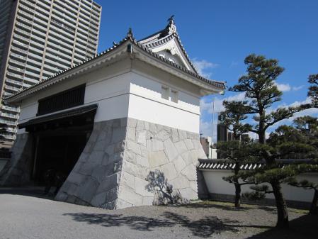 岡崎城 大手門