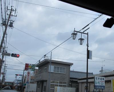 街灯 H市
