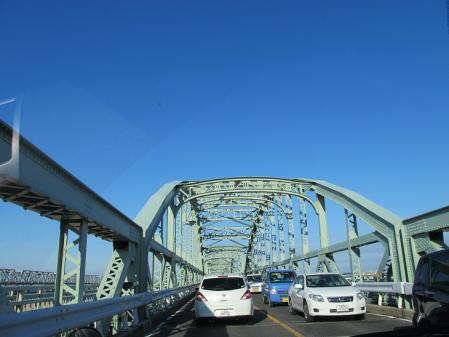 木曽川 尾張大橋