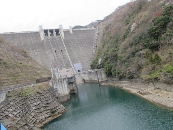 宮ヶ瀬ダム