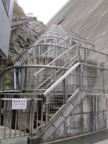 宮ヶ瀬ダム インクライン