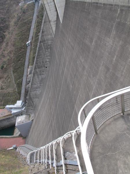 宮ヶ瀬ダム フーチング