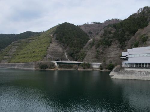 宮ヶ瀬ダム 宮ヶ瀬湖