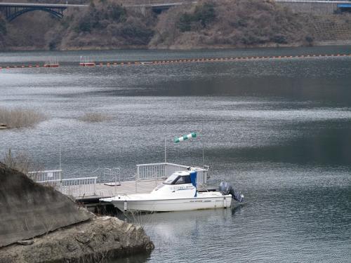 宮ヶ瀬湖 遊覧船