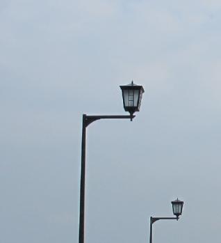 八王子付近 街灯