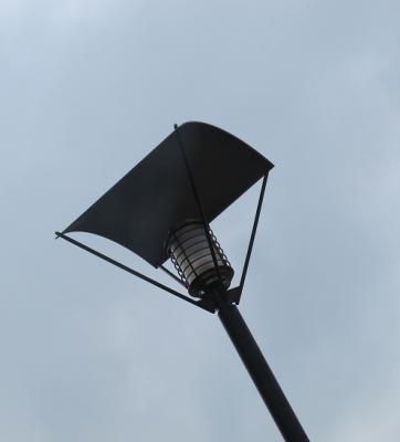 神奈川中山辺り 街灯
