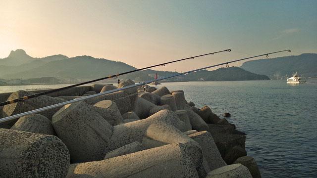 庵治漁港3