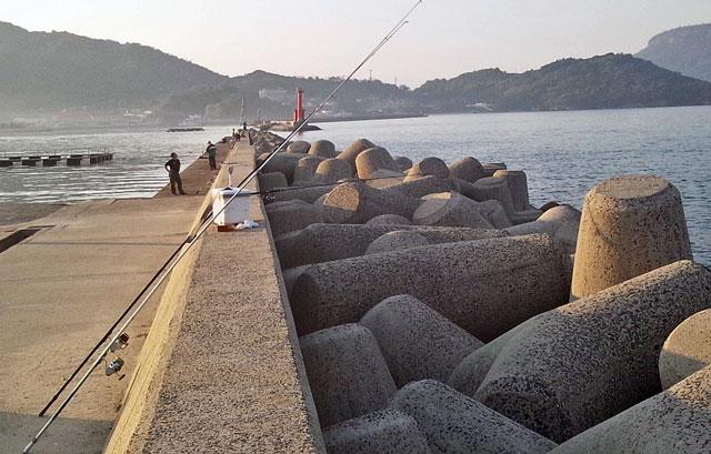 庵治漁港2