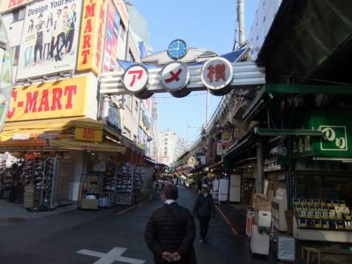 2013.1.19 東京旅行(猪の台組)上野アメ横 079 (1)