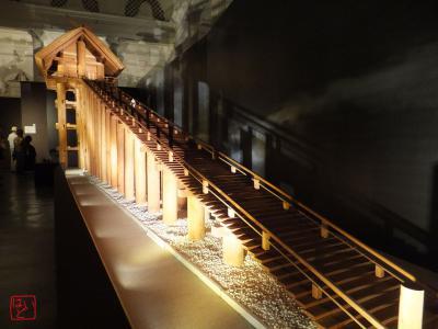 杵築大社の模型