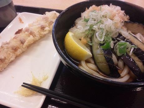 お昼横井製麺