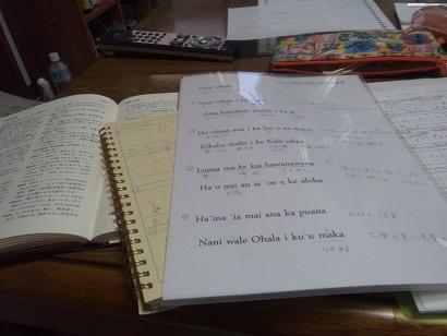 HULA勉強