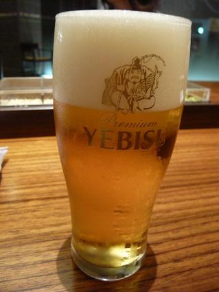 恵比寿ビール1