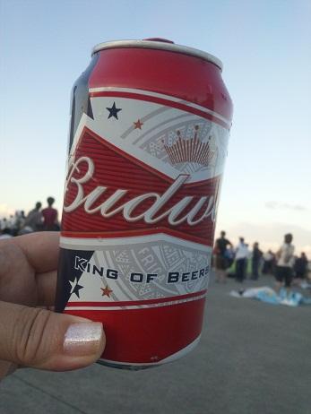 やっと見つけたビール
