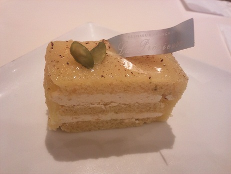 お一人様ケーキ