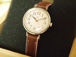 限定品 RIKIの時計。