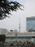 上野駅のスカイツリー?