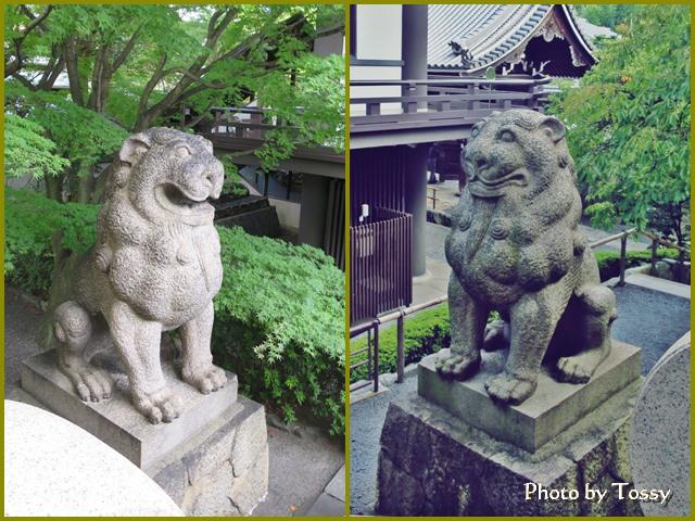 祇園閣 狛犬