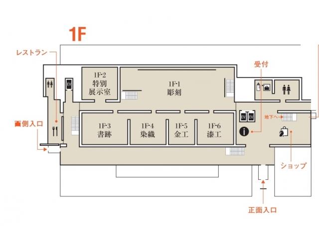 平成知新館1F