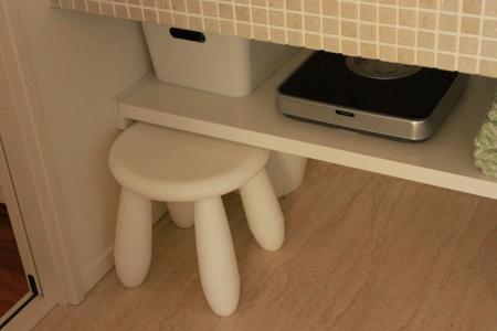 洗面所 IKEA 12.6.8.