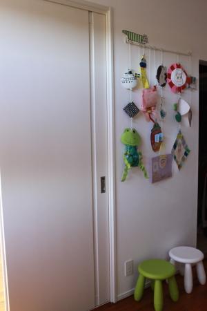 おもちゃ部屋 2012 3
