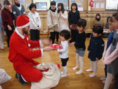 2012クリスマス会