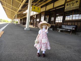 大社駅201208-12