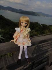 うさぎ島&尾道201210-02