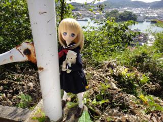 うさぎ島&尾道201210-13