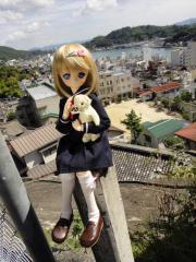 うさぎ島&尾道201210-16